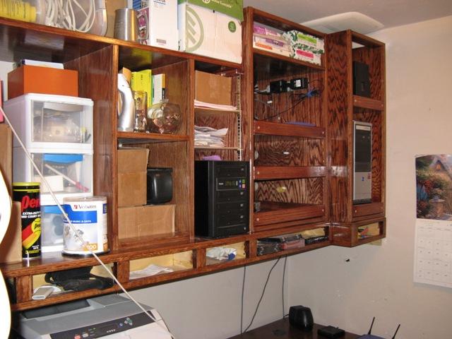 Wall Cabinet Heft
